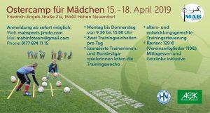 Ostercamp für Mädchen @ Hohen Neuendorf | Brandenburg | Deutschland